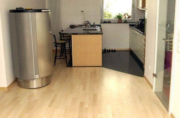 Zweischichtparkett von Bickelmann in Saarbrücken – Küche