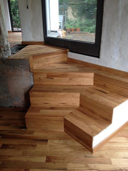 holztreppen und massivholztreppen im raum saarbr cken. Black Bedroom Furniture Sets. Home Design Ideas