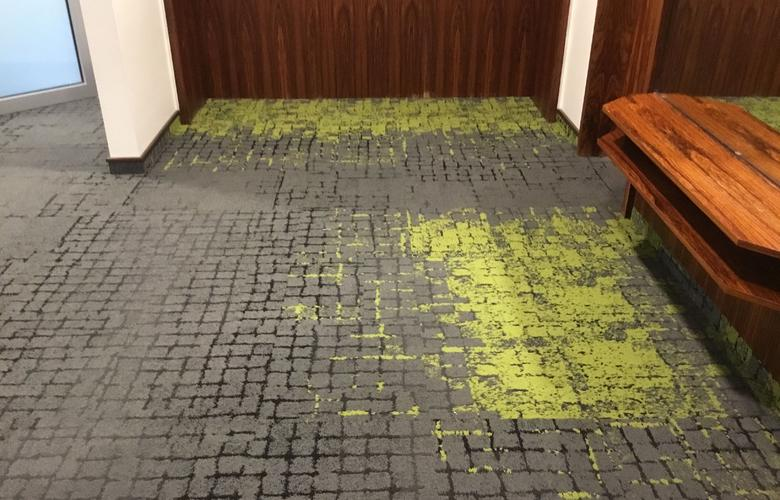 Teppichfl. ausgefallenes Dekor
