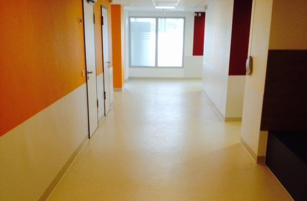 Klinikum in Saarbrücken